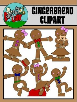 http://www.teacherspayteachers.com/Product/Gingerbread-Christmas-Winter-Holiday-Clipart-Graphics-1539997