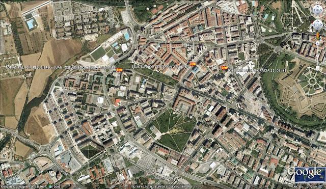 JESÚS BLANCO CERECEDA ETA Pamplona, Iruñea, Navarra, Nafarroa, España, Spain,  27 de Junio, 27/06/83