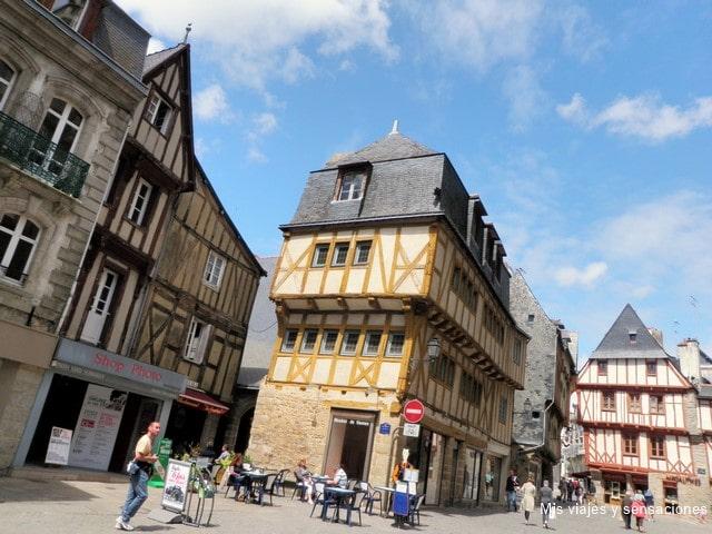 Vannes, Bretaña Francesa