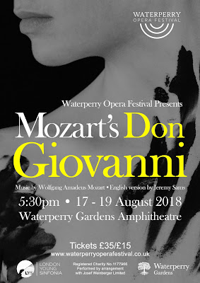 Mozart's Don Giovanni at Waterperry Opera Festival
