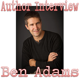 Author Interview, Ben Adams, Lad Lit, Six Lies, Six Months to Get a Life