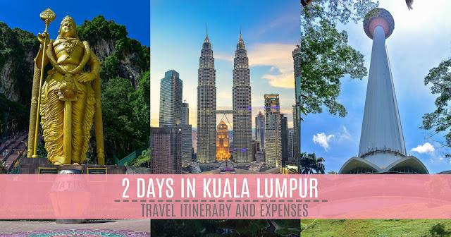 2 days in Kuala Lumpur Itinerary