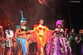 Paula Piratas y Sirenas Teatro Nacional