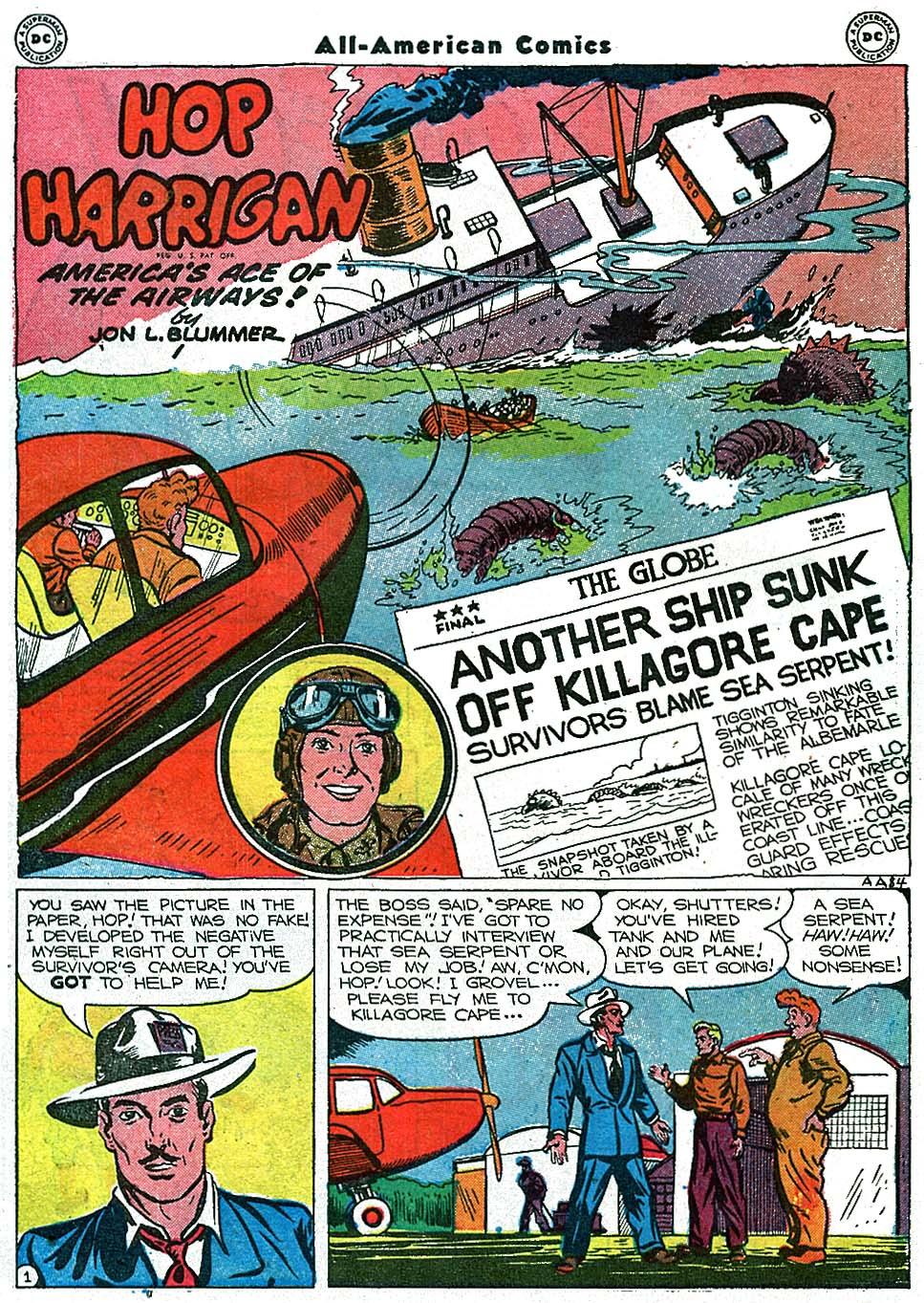 Read online All-American Comics (1939) comic -  Issue #84 - 42