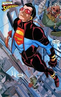 Superboy Jacket