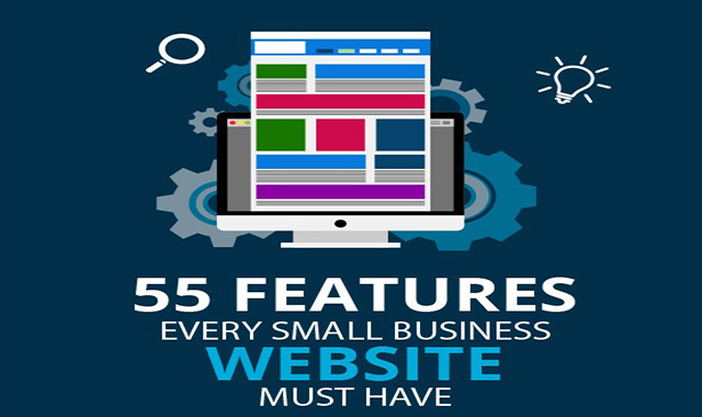 55 Features Every Small Business Websites Must have