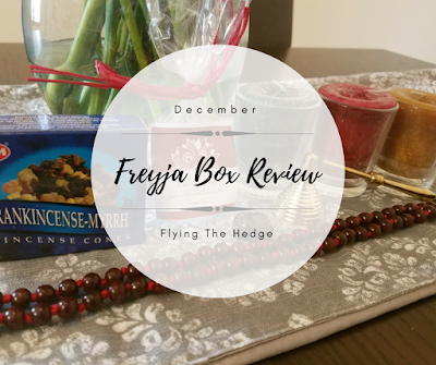 Freyja Box Review: December