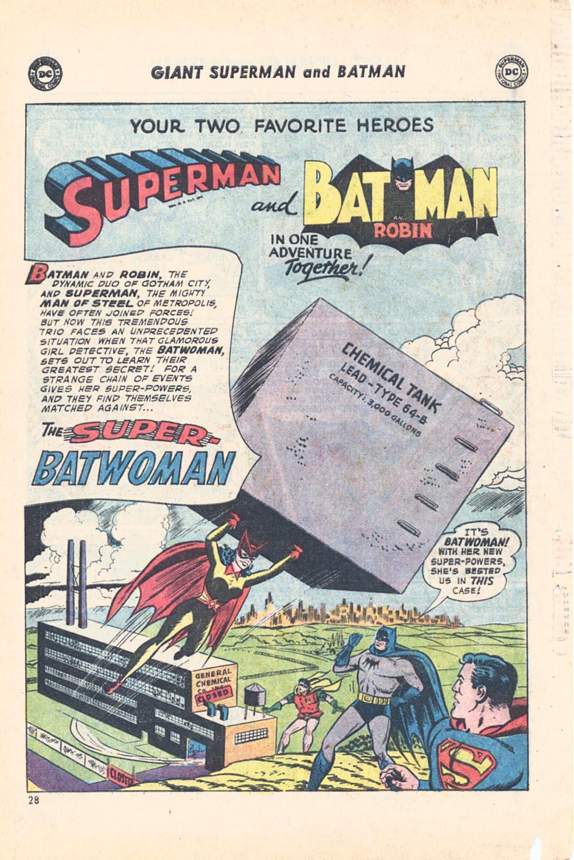 Read online World's Finest Comics comic -  Issue #161 - 29