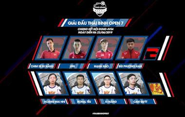 [AoE] AoE Thái Bình Open 7: Cửa sáng cho GameTV lên ngôi vô địch?