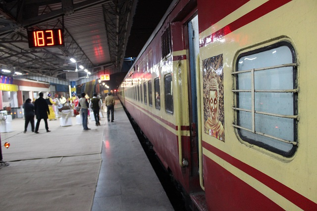 Buddhist Pilgrimage Train Mahaparinirvan Express : A Travel Guide