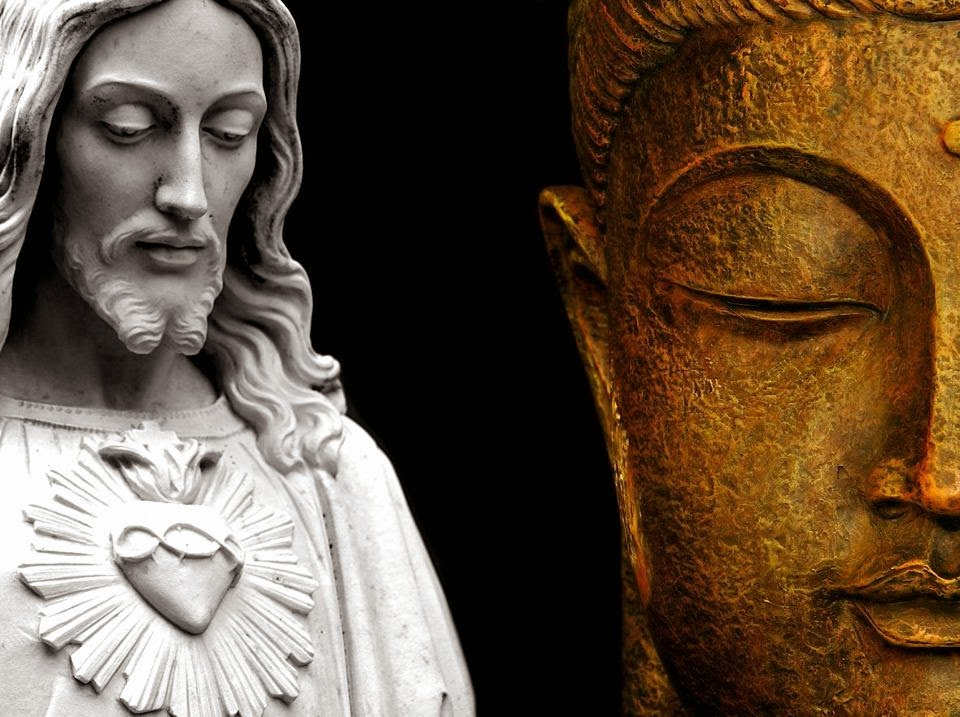 Could It Be That Jesus Christ and Buddha Were Actually Extraterrestrial Entities?