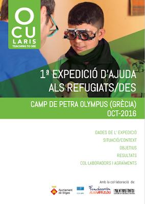 Informe OCULARIS Refugiats PETRA OLYMPO