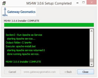 ms4w 3.0.6