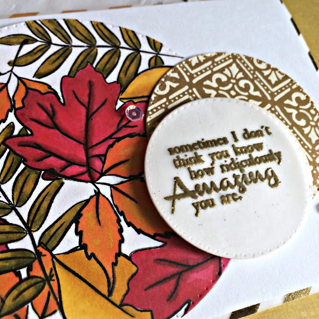 you_are_amazing_stamped_card