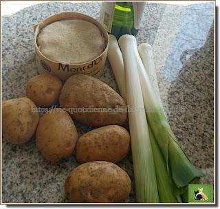 Vie quotidienne de FLaure : Poulet, entouré de légumes, couronné par un mont d'or fondu