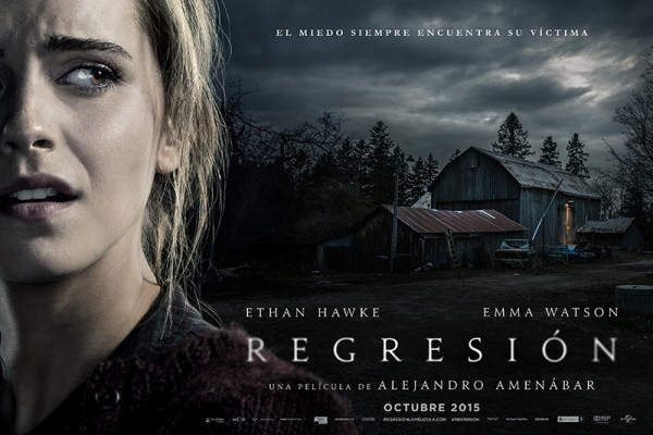 "Alejandro Amenabar, Director de ""The Others"" presenta ""Regression"""
