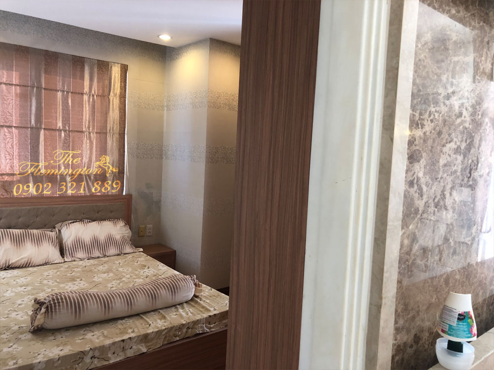 3 căn hộ The Flemington cần bán với giá chuẩn 100% so với thị trường - phòng ngủ 2