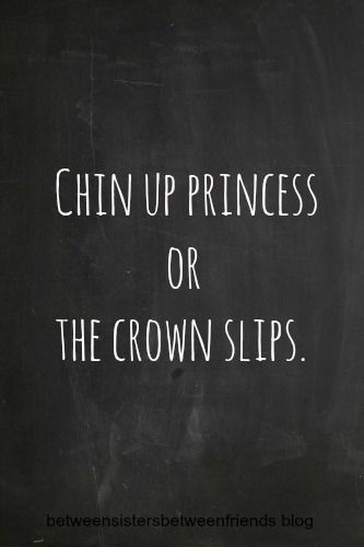 Princess Crown Quote