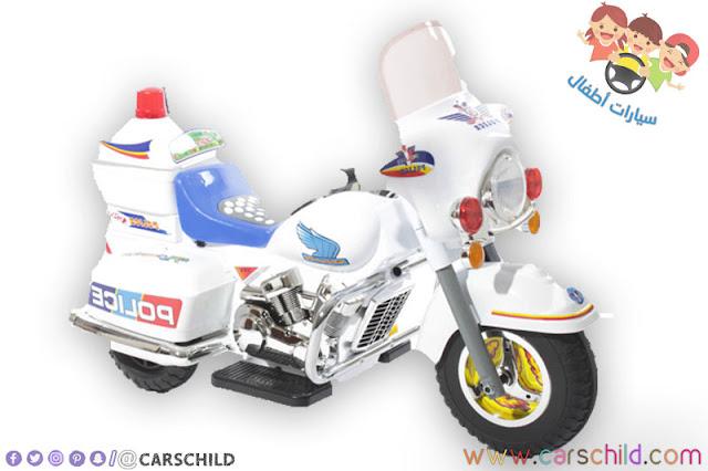 دراجات اطفال شرطة
