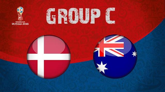 2018 Fifa Dünya Kupası Danimarka 1-1 Avustralya Maç Detayları - Kurgu Gücü