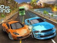 Turbo Car Racing 3D v1.9 Mod Apk (Unlimited Money) Terbaru