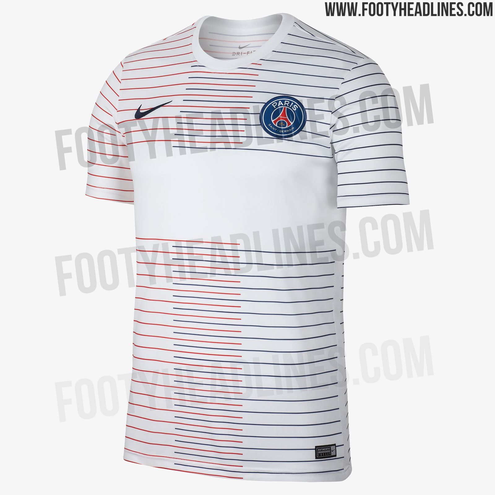 best sneakers bec43 f29be Nike PSG 19-20 Pre-Match Shirt Leaked | Futbolgrid
