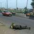 Hit-and-run driver knocks down masquerade in Akwa Ibom