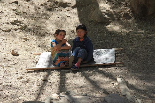Tadjikistan, Haut-Badakhshan, Pamir, Garmchashma, © L. Gigout, 2012