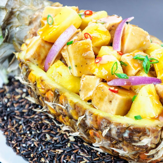 Spicy Pineapple Chicken (with images, tweets) · katycavallero00
