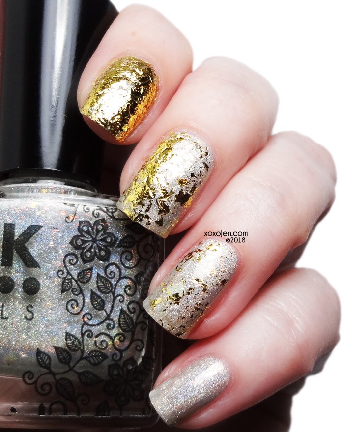 xoxoJen's swatch of DRK Nails Just Dru It!