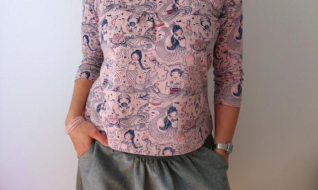 Shirt Fanø von fritziSchnittreif