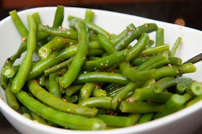 Green Beans with Mustard