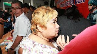 Pretty Asmara Pengedar Narkoba Kalangan Artis Terancam Maksimal 20 Tahun Penjara