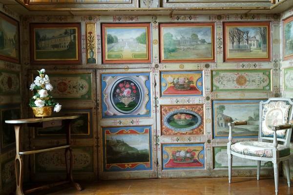 charente château la rochefoucauld boudoir