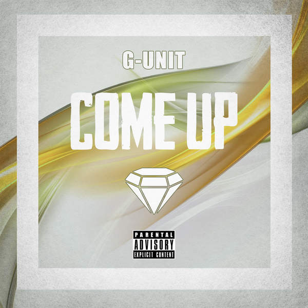 G-Unit - Come Up - Single Cover
