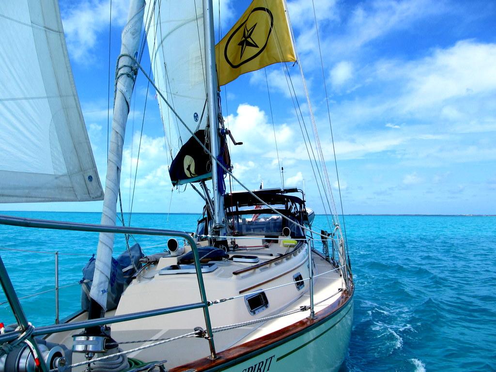 Island Spirit Sailing Adventures: Abacos Bahamas Reflections