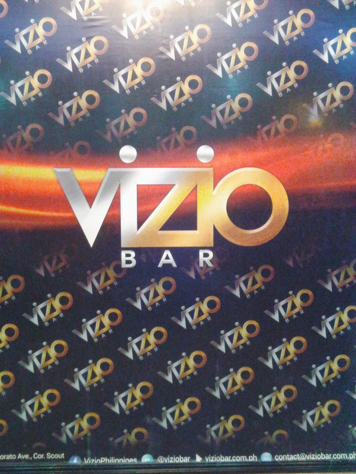 Party Night at Vizio Bar | The World According To Me