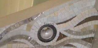 mosaici rivestimento scale