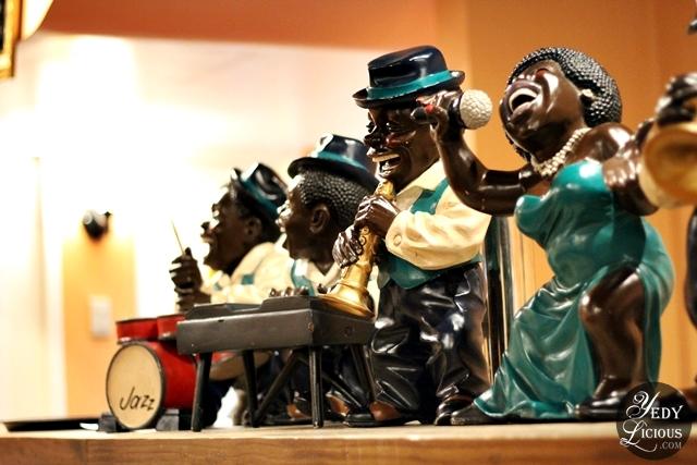Vintage band at Beeffalo