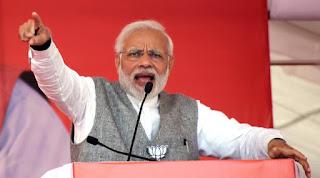 भारत के वर्तमान प्रधानमंत्री श्री नरेंद्र मोदी Hindi 365