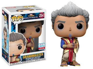 Pop! Marvel: Thor Ragnarok – Grandmaster.