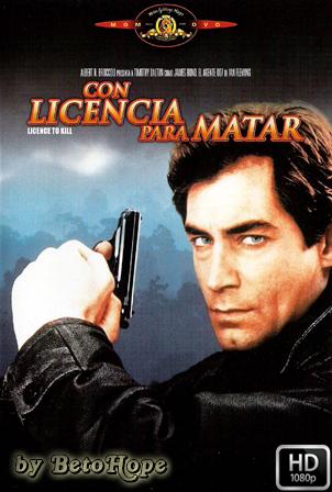 007 Licencia para matar 1080p Latino