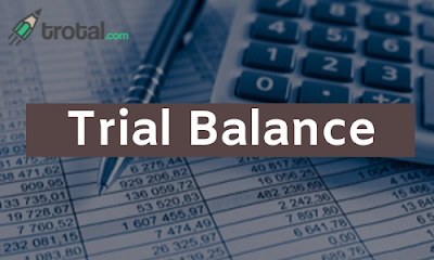 Trial Balance- Accounting and Finance for Bankers JAIIB