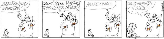 [Viñetas] Un poco de humor para este miércoles, 10 de junio