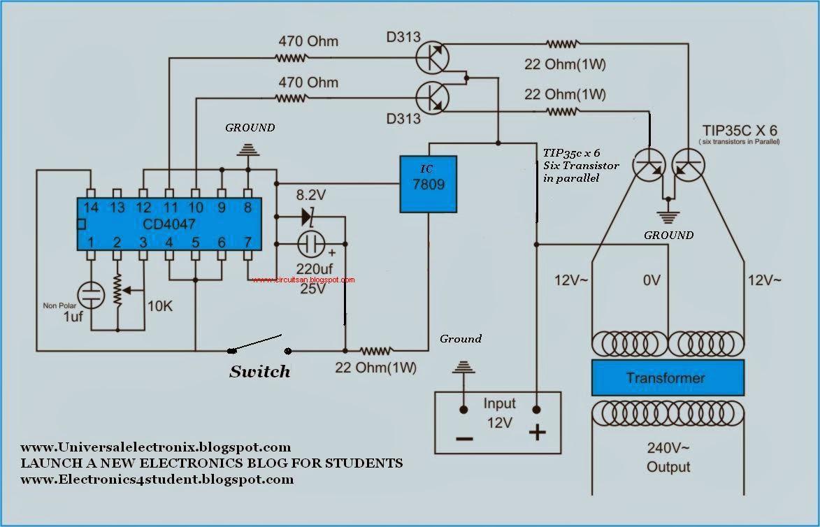 [DIAGRAM] Dom 10 Inverter Wiring Diagram FULL Version HD