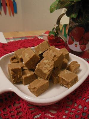 Easy Penuche Fudge, part of our December blitz of recipes!