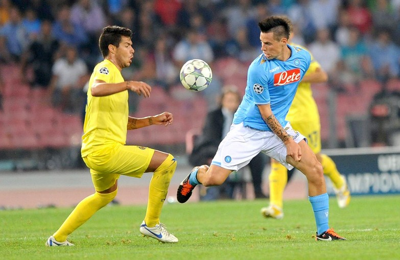 Villarreal vs Napoli Europa League 2016