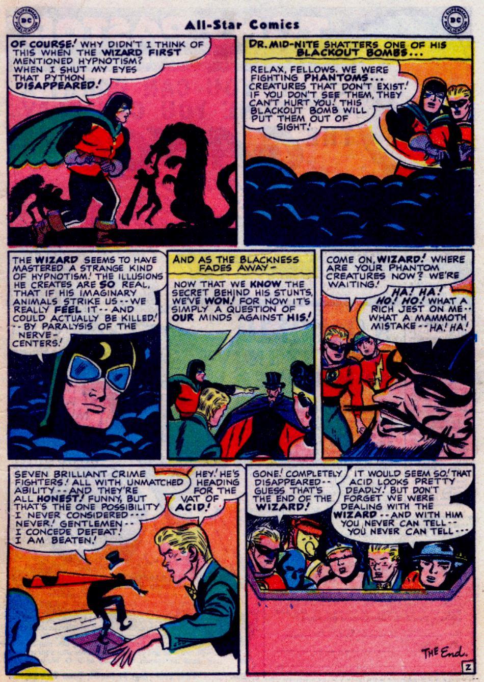 Read online All-Star Comics comic -  Issue #34 - 49