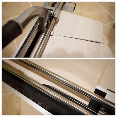 tile break manual tile cutter