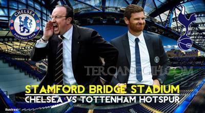 Chelsea VS Tottenham Hotspurs 2013